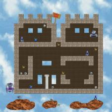 Floating Fortress Preview